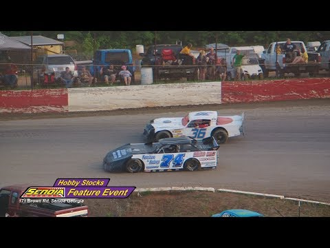 Senoia Raceway May 19, 2018