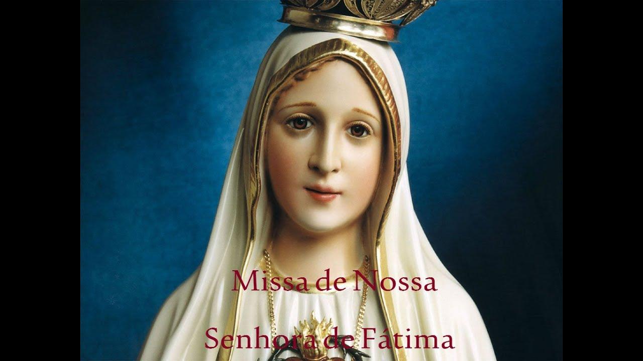 Missa De N S De Fatima 13 05 16 Youtube