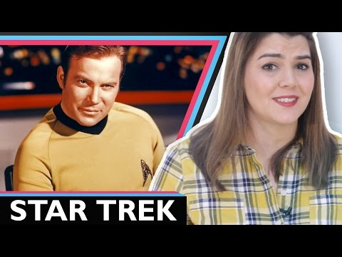 I watched Star Trek for the first time | #TheGeekAwakens