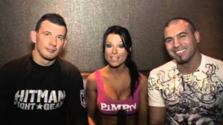 PiMP Factor Episode 2  Christina vs UFC Undisputed 2010
