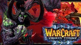 Warcraft 3 TFT - LORD ILLIDAN KNOWS THE WAY ⚔️ eXtra klasyka / GIVEAWAY gier! - Na żywo