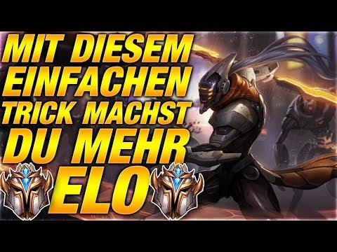 Mit diesem einfachen Trick machst du MEHR ELO! [League of Legends] thumbnail