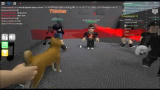 Crimson and I theboss1012121 plays ROBLOX epic minigames