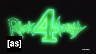 Rick and Morty Season 4 Episode Titles Reveal | adult swim