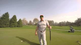 Гольф Урок 2  Упражнения на паттере 2