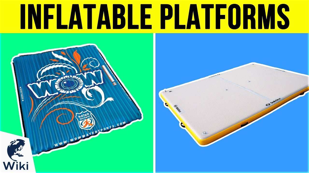 Top 10 Inflatable Platforms of 2019 | Video Review