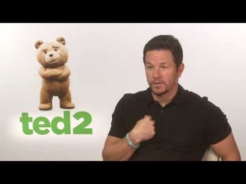 Mark Wahlberg Interview - Ted 2