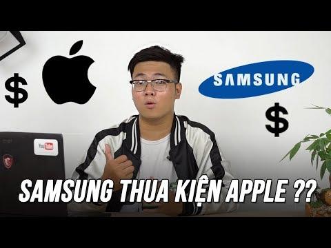"""""""VI PHẠM BẢN QUYỀN"""" - Samsung đền 539 triệu USD cho Apple!"""
