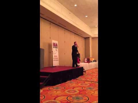 Ryan Jordan 2014 Indiana Auctioneer Champion
