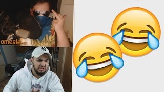 ECHTE GANGSTER UNTERWEGS 😂 | TROLLING ON OMEGLE #38