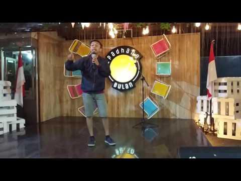 Ali Akbar, Stand Up Comedian di Padhang Bulan #4
