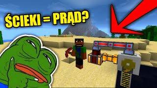 Minecraft Tekkit (PL) Odcinek 13 - Prąd ze ścieków