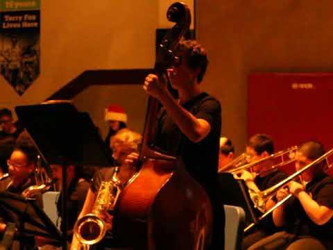 Henry Larsen school band