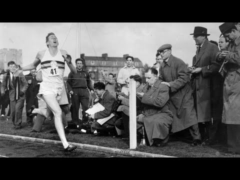 Sir Roger Bannister, British athlete who broke four-minute mile