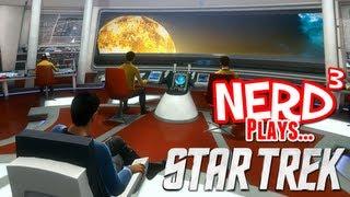 Nerd³ Plays... Star Trek: The Awful Videogame