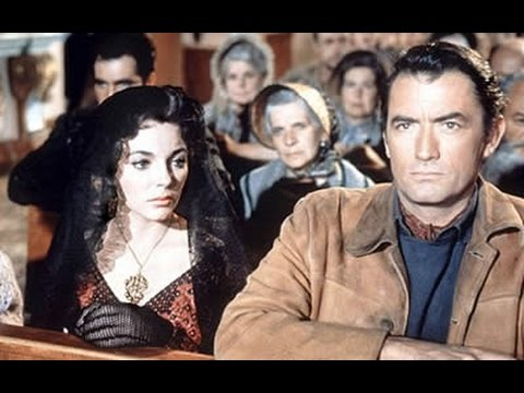 ►Western Movies: The Bravados 1958  Gregory Peck, Joan Collins, Stephen Boyd