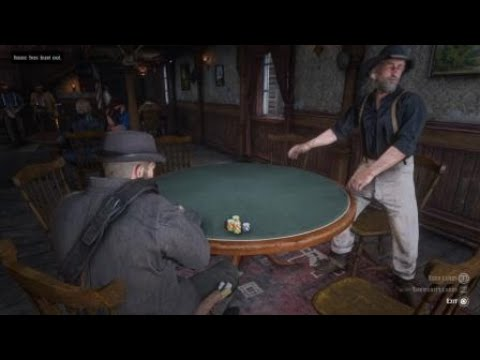 How To Win Every Matches In Poker In Red Dead Redemption 2 Very Easily || Tips And Tricks