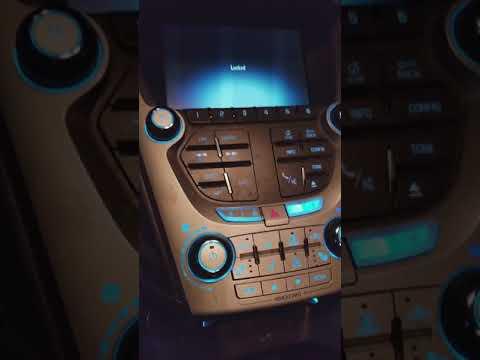 UPDATE!! 2012 Chevy equinox radio/ display not working