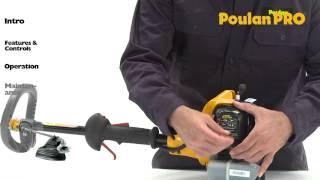 Poulan Pro - Trimmer Maintenance