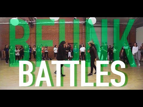 """Illegal Weapon"" BFunk Battles- Shivani Bhagwan and Chaya Kumar Choreography"