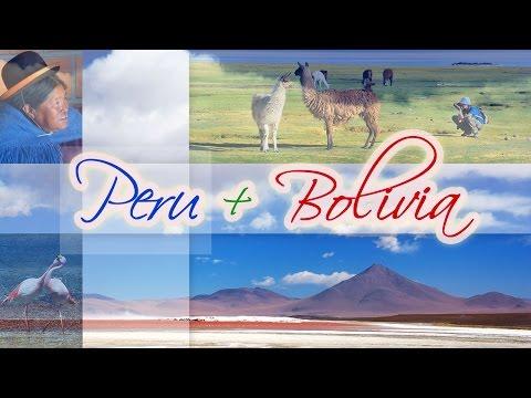 Bolivia travel: backpacking Salar de Uyuni, La Paz, Sucre, Potosi, Titicaca + Peru