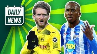 Leon Bailey geht nicht zum FC Bayern! Andre Schürrle verlässt den BVB!