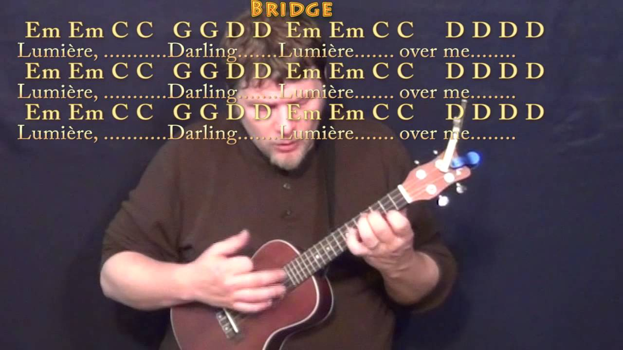 Tenerife Sea Ed Sheeran Ukulele Cover Lesson in G with Chords/Lyrics
