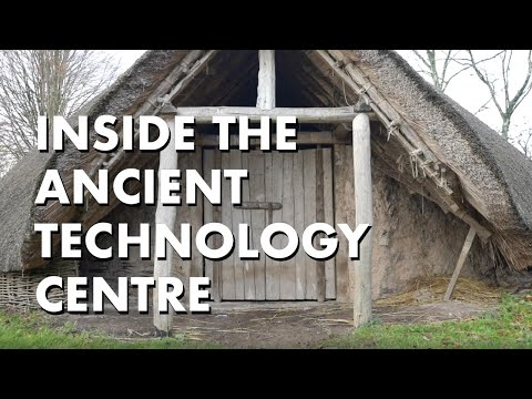 Inside The Ancient Technology Centre