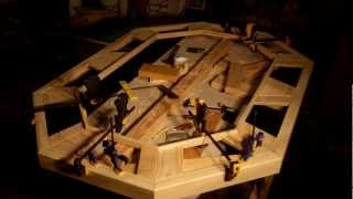 How To Made A Wood Poker Table? By Ken Davis