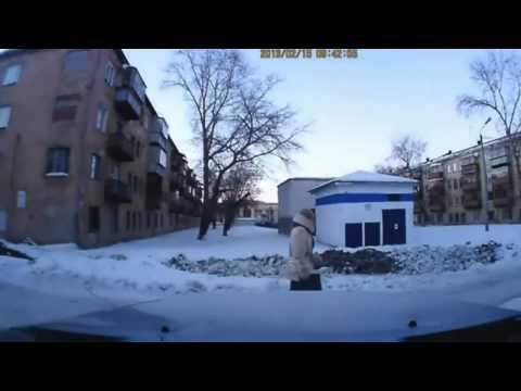 Падение метеорита в Челябинске Meteorite fall in Russia New Video