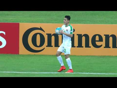 Korea Republic vs Iraq (AFC U-16 Championship: Group Stage)