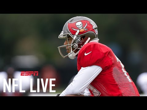 Tim Hasselbeck Sympathizes With Roberto Aguayo Getting Cut On TV   NFL Live   ESPN