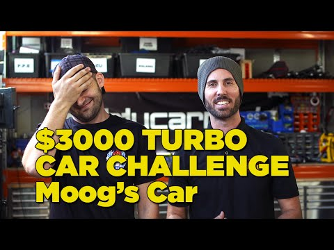 $3000 Turbo Car Challenge - Moog's Car