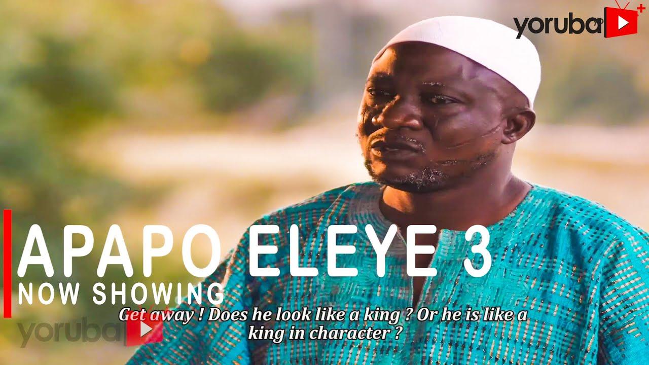 Download Apapo Eleye 3 Latest Yoruba Movie 2020 Drama Starring Iya Gbokan | Sanyeri|Eniola Ajao|Peju Ogunmola
