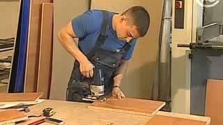 Табурет своими руками(Складной табурет можно сделать самим - после ремонта в доме наверняка найдется пара подходящих дощечек...., 2014-04-03T12:51:11.000Z)