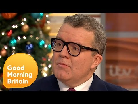 Labour's Tom Watson Talks Universal Credit and the Possibility of a Second EU Referendum