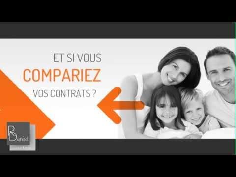 Courtier en assurances : prévoyance, retraite, santé - R. Daniel Courtage - Vidéo