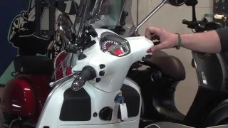 Modern Vespa Functions, Features, & Operations for New Owners
