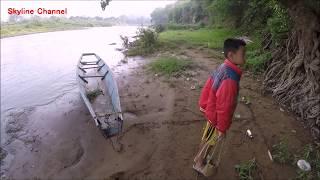 ลุยเดี่ยวลาว EP16:ความงามสายน้ำแอด เบิ่งชาวบ้านหาปลา เว่าจากับผู้ลาวเมืองเเอด