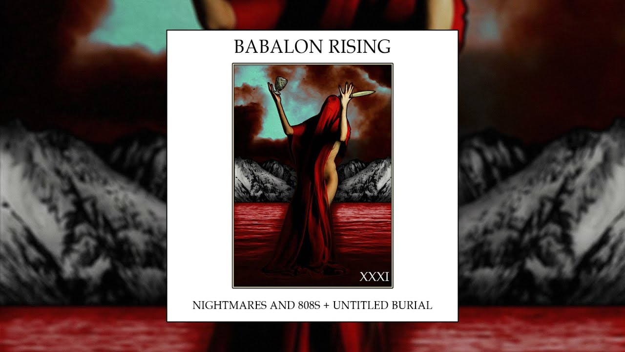 BABALON RISING MIX PART II (2016) [Album] [Witch House]