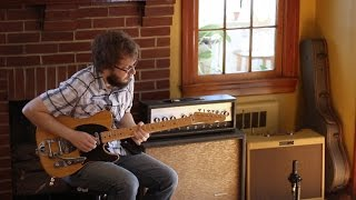 How To Use Pentatonic Scales and Barre Chord Shapes To Improvise a Tasteful Guitar Solo