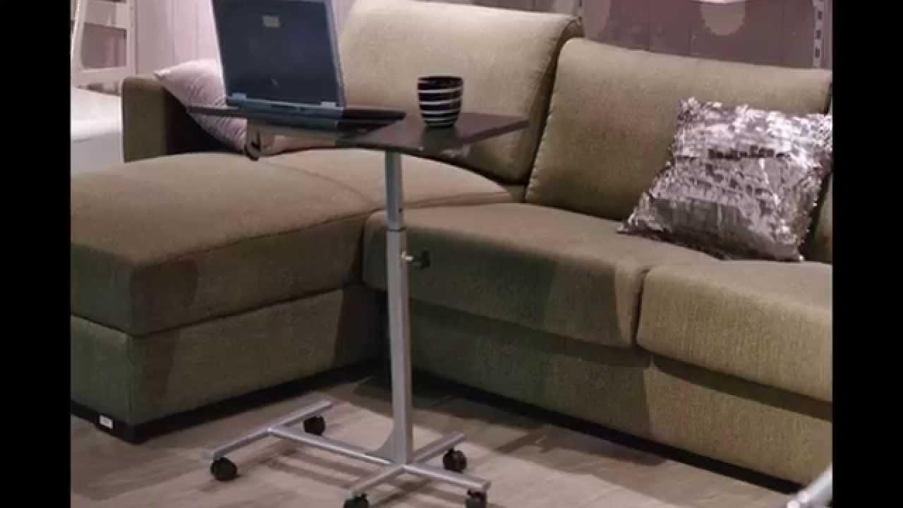 Adjustable Laptop Desk Movable Height Adjustable Desk