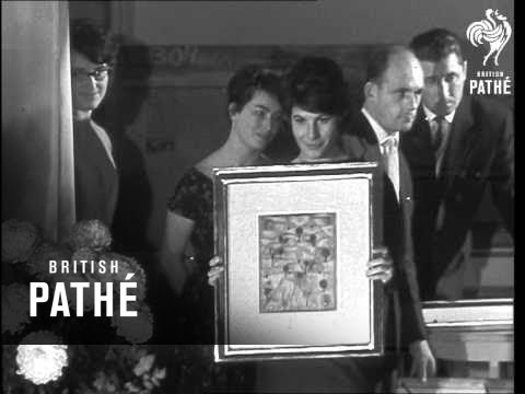 Auction Of Modern Art In Germany (1960)