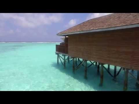 Meeru Island Resort Water Villa Tour