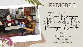 ooh... pramugariku - Cara Tersenyum Manis dan Tulus Pramugari Cantik I Host: Jorri Kwarinekso