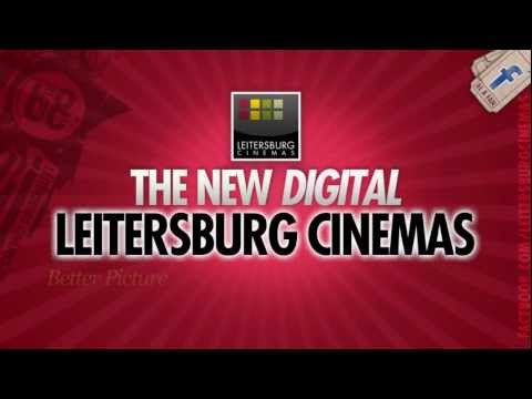 The New Digital Leitersburg Cinemas - Better Picture, Better Sound, Better Experience