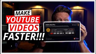 This Changes Everything! Using The Atem Mini Pro To Make Youtube Videos