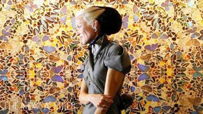 Daphne Guinness Gives An Tour Of Her New York City Apartment The Yorker