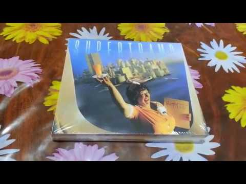 SUPERTRAMP Breakfast In America Deluxe Special Edition CD New And Factory Sealed Unboxing
