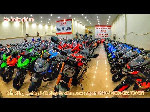 Moto giá rẻ TFX150 - FZ150 GIẢM MẠNH chỉ 15 triệu nhận xe máy giá rẻ